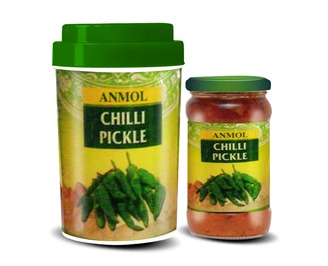 chilli-pickles