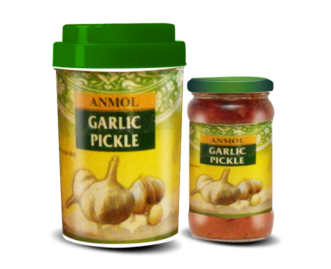 garlic-pickel